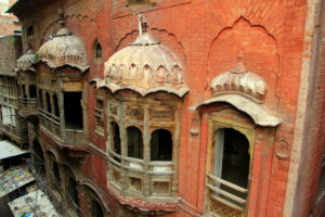 The uncharted life hidden inside the Walled City of Lahore